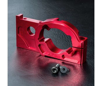 MST XXX Alum. Eccentric Motor Holder / Red