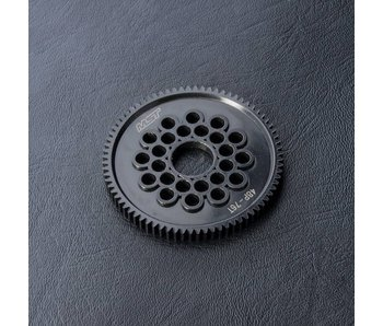 MST Spur Gear 48P / 76T Black
