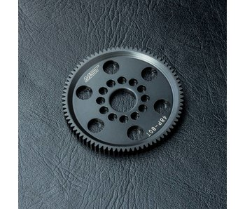 MST Machined Spur Gear 48P / 80T