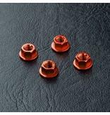 MST Aluminium Wheel Nut (4pcs) / Color: Brown