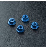 MST Aluminium Wheel Nut (4pcs) / Color: Dark Blue