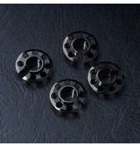 MST Aluminium Damper Retainer - Lower Type (4pcs) / Color: Black