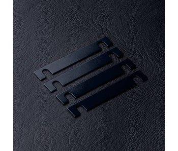 MST Suspension Mount Spacer 0.5mm (4) / Black