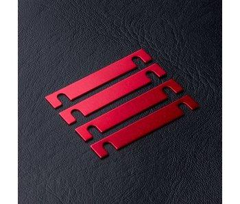 MST Suspension Mount Spacer 0.5mm (4) / Red