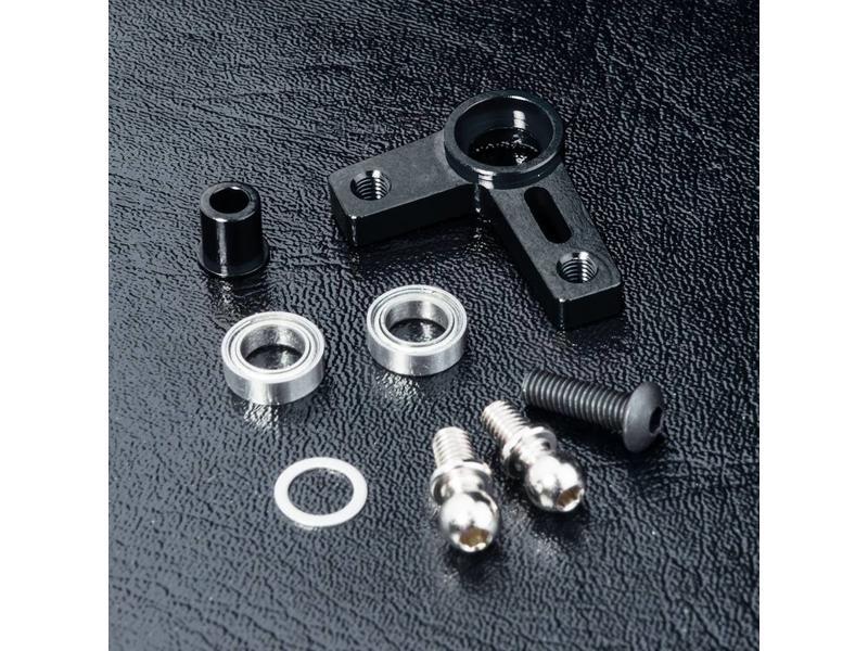 MST Aluminium Arm Set / Color: Black
