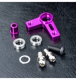 MST Aluminium Arm Set / Color: Purple