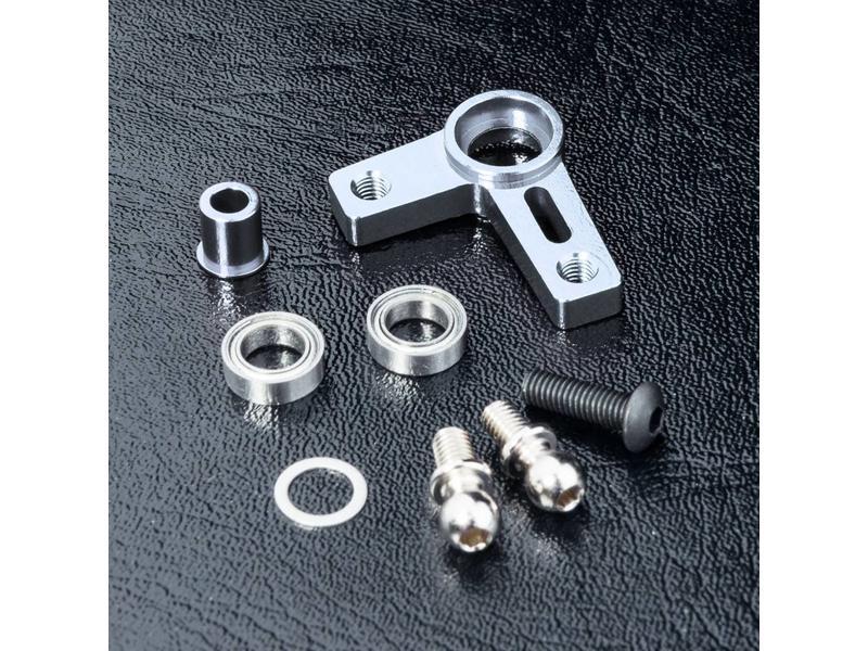 MST Aluminium Arm Set / Color: Silver