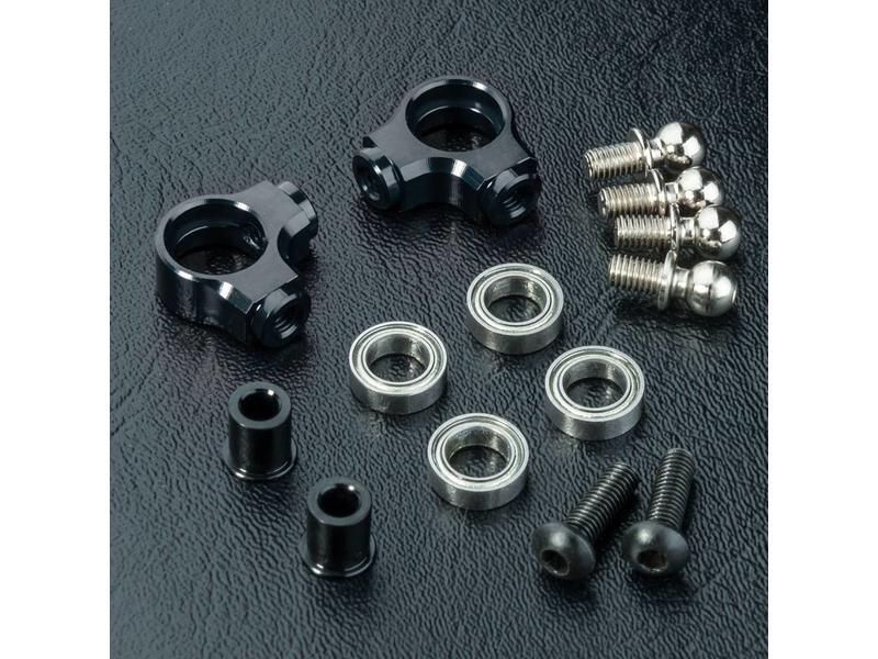 MST Aluminium Arm Set - Small (2pcs) / Color: Black
