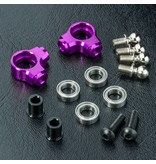 MST Aluminium Arm Set - Small (2pcs) / Color: Purple