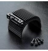 MST Aluminium Motor Heat Sink / Color: Black