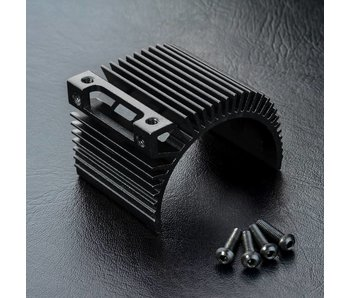 MST Alum. Motor Heat Sink / Black