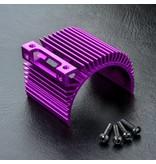 MST Aluminium Motor Heat Sink / Color: Purple