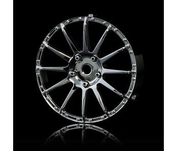 MST 21 Wheel Disk (2) / Silver