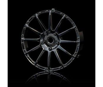 MST 21 Wheel Disk (2) / White