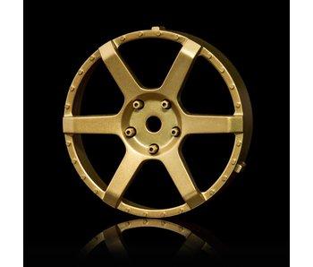MST 106 Wheel Disk (2) / Gold