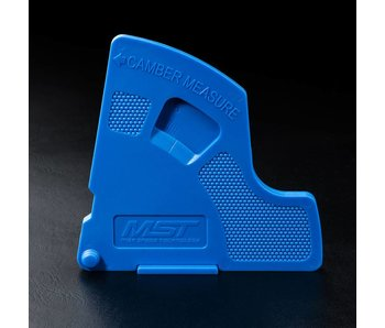 MST Camber Gauge / Blue