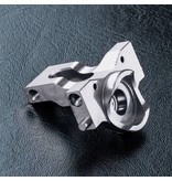 MST Aluminium Lateral Motor Bevel Gear Box / Color: Silver