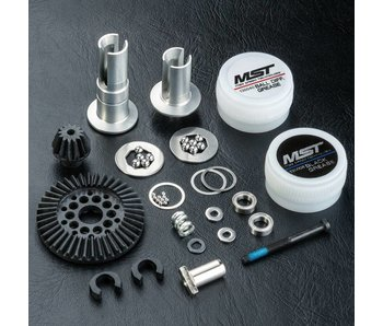 MST RMX Rear Shaft Ball Diff. Set 40-13T