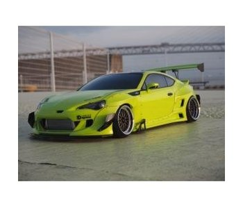 Addiction RC Toyota GT86 Rocket Bunny Body Kit V3 PANDEM - Wide Fender Kit