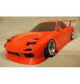 Addiction RC AD014-8 - Mazda RX-7 - BN Sports Body Kit - Full Set