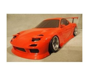 Addiction RC Mazda RX-7 - BN Sports Body Kit - Full Set