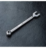 MST Aluminium Turnbuckle Wrench 4mm / Color: Silver