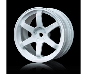 MST TE Wheel (4) / White