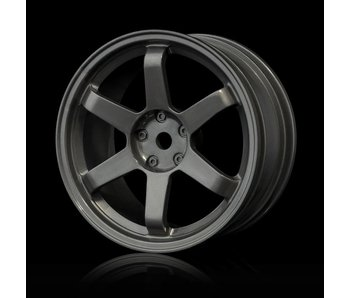 MST TE Wheel (4) / Silver Grey