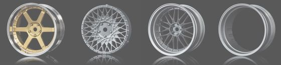 MST Wheels - Adj. Offset