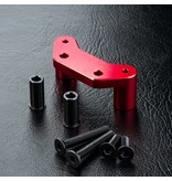 MST Aluminium Steering Arm Mount / Color: Red