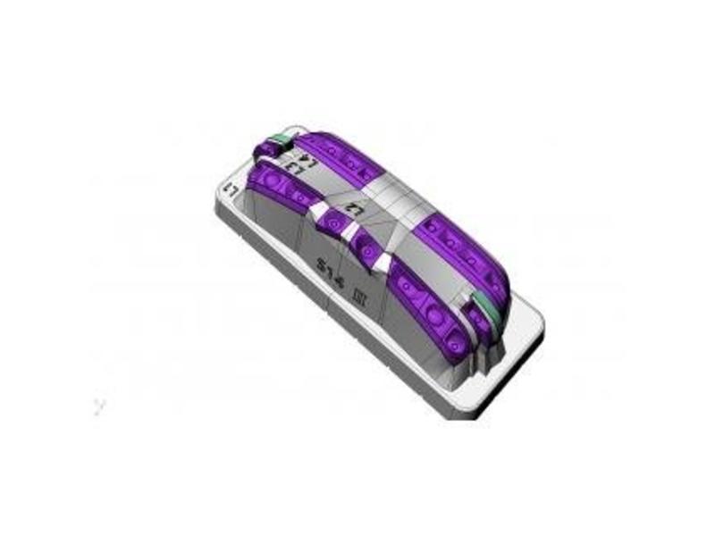 Addiction RC AD017-12 - Nissan Silvia S14 (Late) - BN Sports Body Kit - Light Bucket