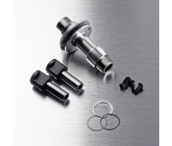 MST XXX Alum. One-Way Unit - RM / Silver
