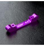 MST Aluminium Suspension Mount -0.5 / Color: Purple