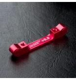 MST Aluminium Suspension Mount +0.5 / Color: Red