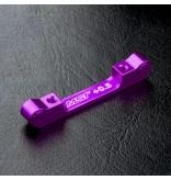 MST Aluminium Suspension Mount +0.5 / Color: Purple