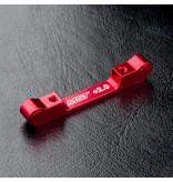 MST Aluminium Suspension Mount +2.0 / Color: Red