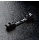 MST Aluminium Suspension Mount +2.5 / Color: Black