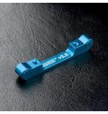 MST Aluminium Suspension Mount +2.5 / Color: Blue