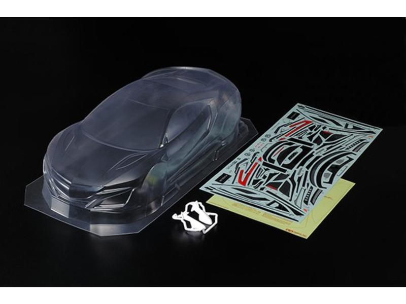Tamiya 51586 - Honda NSX / Acura NSX Drift Body