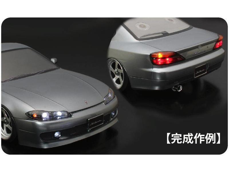 ABC Hobby 66737 - Light Bucket Set for Nissan Silvia S15 (66158)