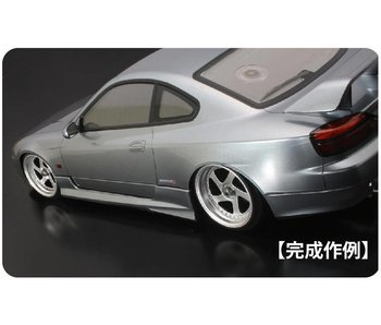 ABC Hobby Side Skirt Set Genuine Type for Nissan Silvia S15 (66158)