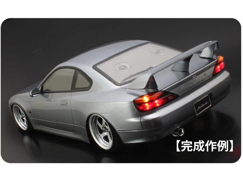 ABC Hobby 66738 - Rear Wing Genuine Type for Nissan Silvia S15 (66158)