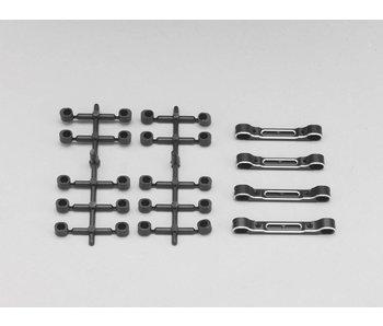 Yokomo Aluminium Adjustable Suspension Mount Set