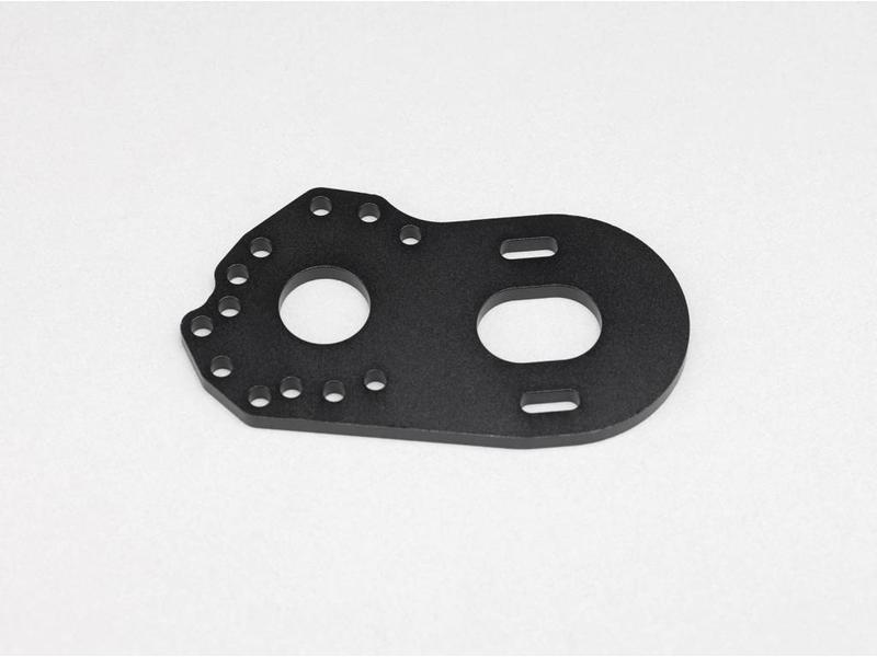 Yokomo Y2-304K - Aluminium Motor Mount for YD-2S - Black