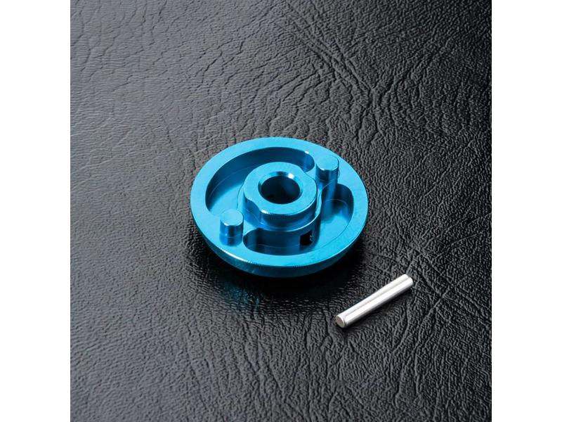 MST Aluminium Spur Gear Holder / Color: Blue