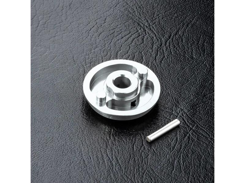 MST Aluminium Spur Gear Holder / Color: Silver