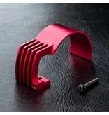 MST Aluminium Motor Heat Sink / Color: Red