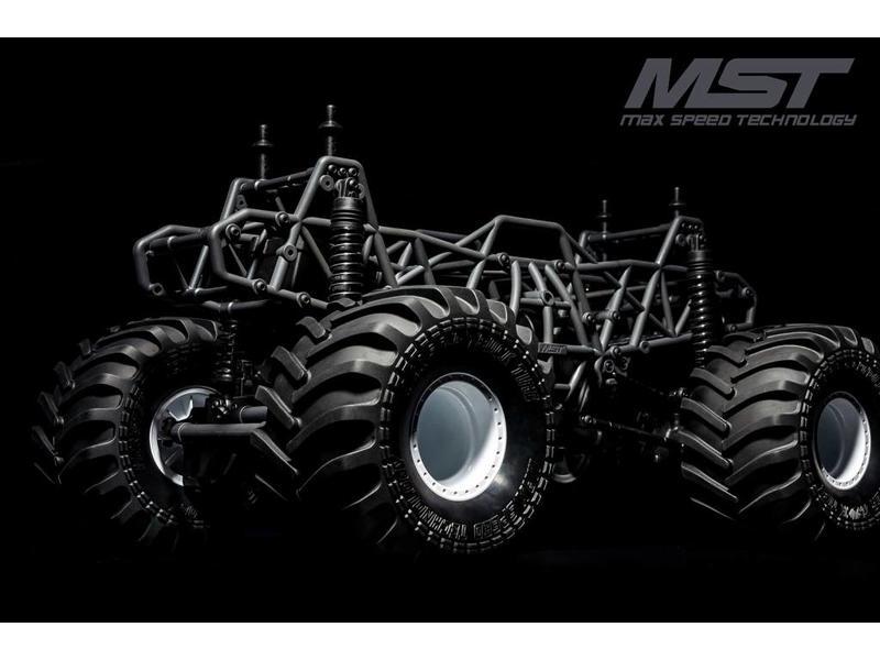 MST MTX-1 1/10 Monster Truck RTR - Brushless 2.4G / Body: C-10 (Chevrolet C10)