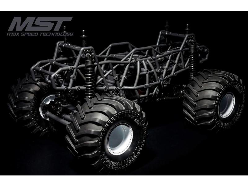 MST MTX-1 4WD 1/10 Monster Truck RTR - Brushless 2.4G / Body: C-10 (Chevrolet C10)