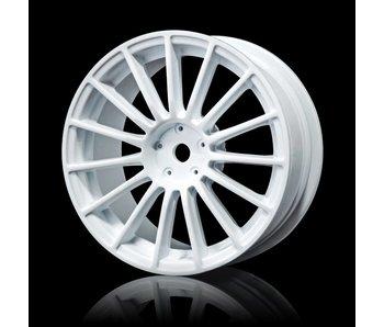 MST LM Wheel 24mm (4) / White